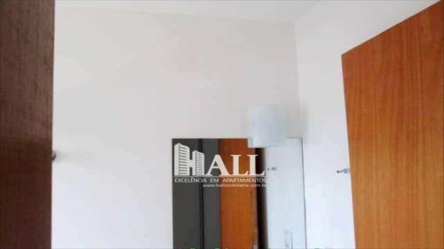 apartamento com 3 dorms, jardim bela vista, são josé do rio preto - r$ 270.000,00, 78m² - codigo: 453 - v453