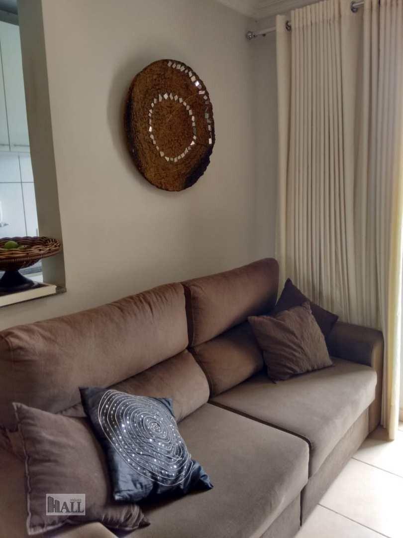 apartamento com 3 dorms, jardim bosque das vivendas, são josé do rio preto - r$ 220 mil, cod: 264 - v264
