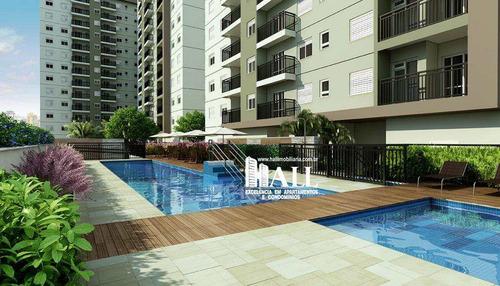 apartamento com 3 dorms, jardim fuscaldo, são josé do rio preto, cod: 3854 - v3854