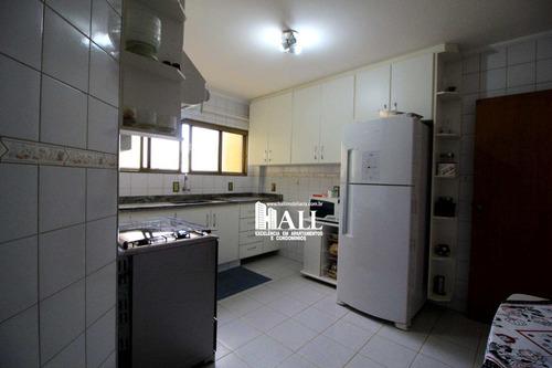 apartamento com 3 dorms, jardim ouro verde, são josé do rio preto - r$ 318.000,00, 98m² - codigo: 4274 - v4274