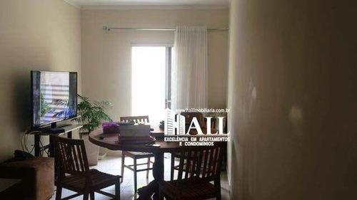 apartamento com 3 dorms, jardim redentor, são josé do rio preto - r$ 278.000,00, 90m² - codigo: 3688 - v3688
