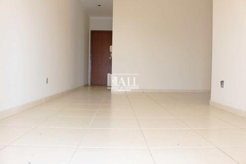 apartamento com 3 dorms, jardim redentor, são josé do rio preto - r$ 285.000,00, 90m² - codigo: 1210 - v1210