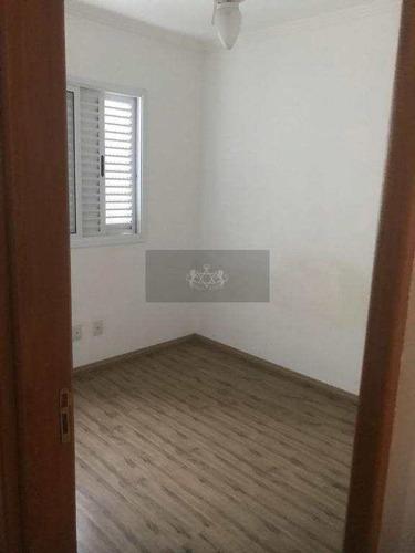 apartamento com 3 dorms, jardim satélite, são josé dos campos - r$ 310 mil, cod: 136 - v136