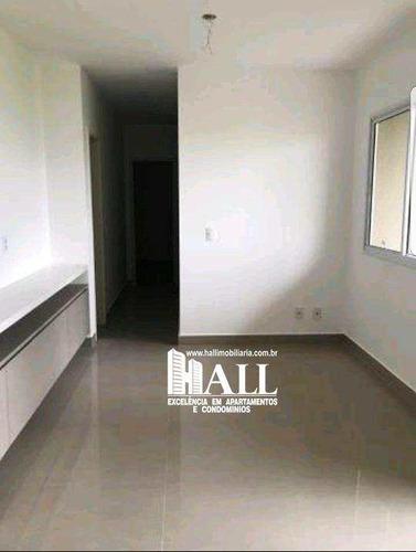 apartamento com 3 dorms, jardim tarraf ii, são josé do rio preto - r$ 329.000,00, 74m² - codigo: 2171 - v2171