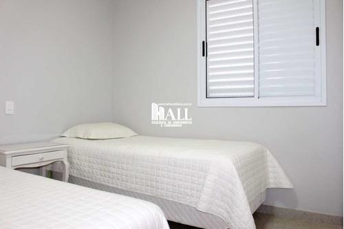 apartamento com 3 dorms, jardim tarraf ii, são josé do rio preto - r$ 427.000,00, 89m² - codigo: 797 - v797