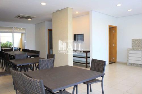 apartamento com 3 dorms, jardim tarraf ii, são josé do rio preto - r$ 594 mil, cod: 830 - v830