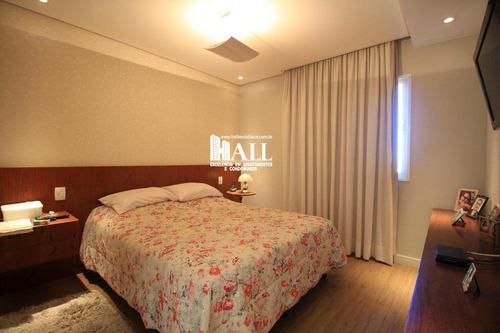 apartamento com 3 dorms, jardim tarraf, são josé do rio preto - r$ 720.000,00, 108m² - codigo: 4267 - v4267