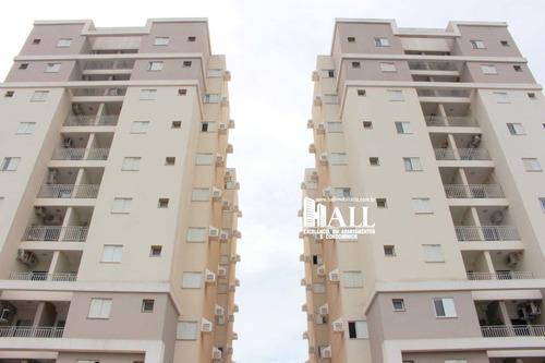 apartamento com 3 dorms, jardim urano, são josé do rio preto - r$ 350.000,00, 92m² - codigo: 2950 - v2950