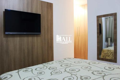 apartamento com 3 dorms, jardim vivendas, são josé do rio preto - r$ 408.000,00, 98m² - codigo: 2836 - v2836
