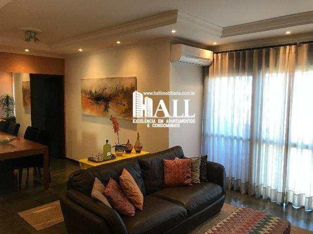 apartamento com 3 dorms, jardim vivendas, são josé do rio preto - r$ 415.000,00, 118m² - codigo: 3844 - v3844