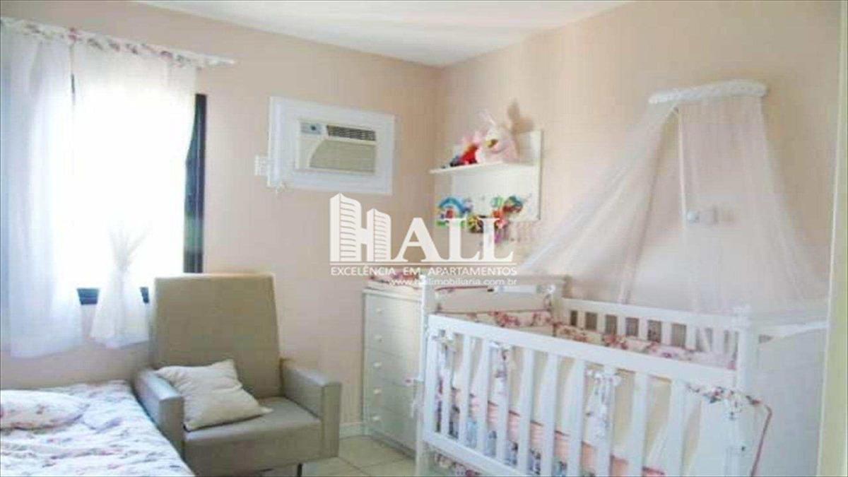 apartamento com 3 dorms, jardim vivendas, são josé do rio preto - r$ 434.000,00, 98m² - codigo: 702 - v702