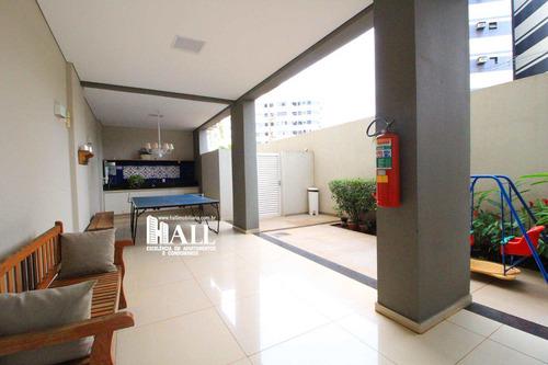 apartamento com 3 dorms, jardim vivendas, são josé do rio preto - r$ 845.000,00, 158m² - codigo: 874 - v874
