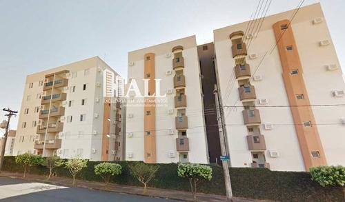 apartamento com 3 dorms, jardim walkíria, são josé do rio preto - r$ 318.000,00, 102m² - codigo: 2177 - v2177
