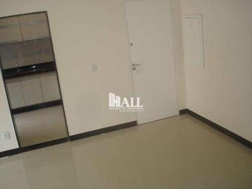 apartamento com 3 dorms, jardim walkíria, são josé do rio preto - r$ 348.000,00, 105m² - codigo: 1144 - v1144
