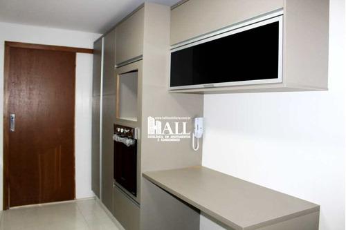 apartamento com 3 dorms, jardim walkíria, são josé do rio preto - r$ 493.000,00, 112m² - codigo: 1697 - v1697