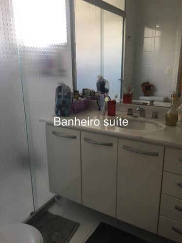 apartamento com 3 dorms - jd esmeralda - ruy 77096