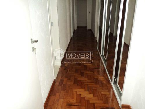 apartamento com 3 dorms, josé menino, santos - r$ 1.6 mi, cod: 2953 - v2953
