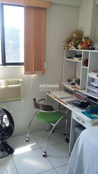 apartamento com 3 dorms, manaíra, joão pessoa - r$ 280 mil, cod: 62 - v62