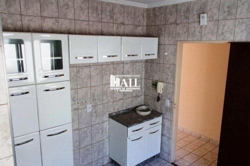 apartamento com 3 dorms, parque estoril, são josé do rio preto - r$ 278.000,00, 85m² - codigo: 4073 - v4073