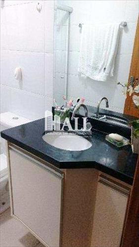 apartamento com 3 dorms, parque estoril, são josé do rio preto - r$ 330.000,00, 102m² - codigo: 1776 - v1776