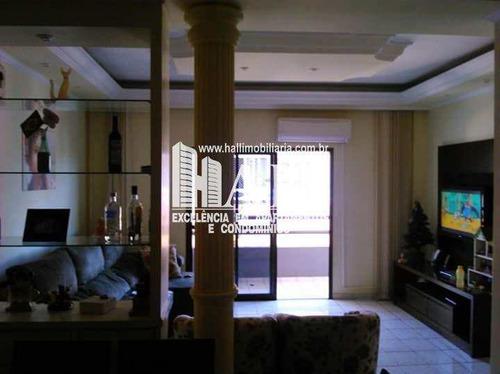 apartamento com 3 dorms, parque industrial, são josé do rio preto - r$ 293.000,00, 105m² - codigo: 4344 - v4344