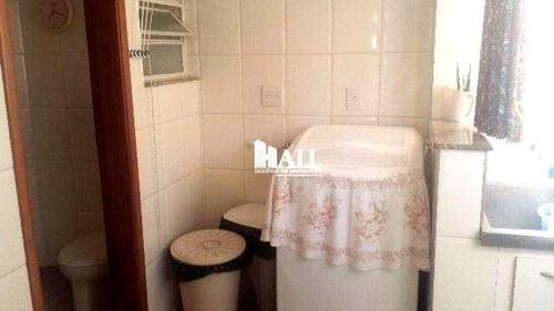 apartamento com 3 dorms, parque industrial, são josé do rio preto - r$ 348.000,00, 150m² - codigo: 2206 - v2206
