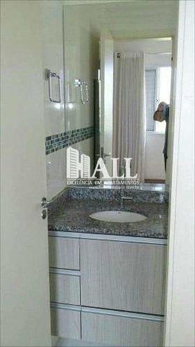 apartamento com 3 dorms, pinheiros, são josé do rio preto - r$ 358.000,00, 77m² - codigo: 1939 - v1939