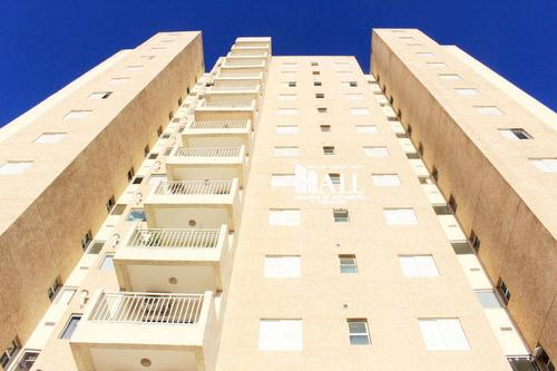 apartamento com 3 dorms, pinheiros, são josé do rio preto - r$ 418 mil, cod: 3935 - v3935