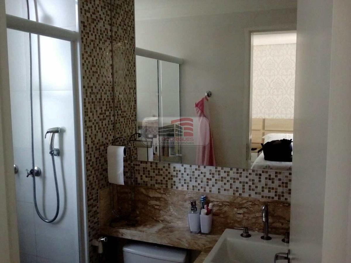 apartamento com 3 dorms, planalto, são bernardo do campo - r$ 385 mil, cod: 224 - v224