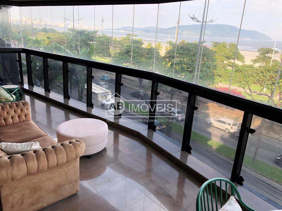 apartamento com 3 dorms, pompéia, santos - r$ 1.9 mi, cod: 2961 - v2961
