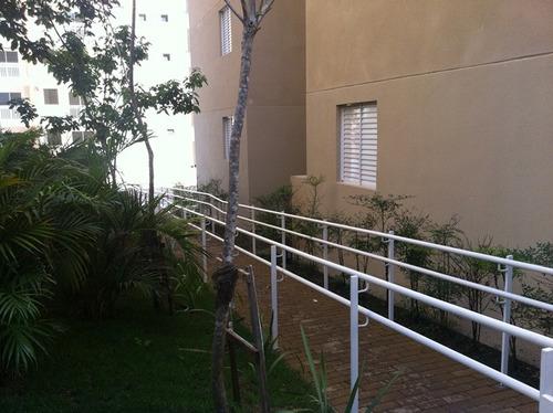 apartamento com 3 dorms - via nova alba - elaine 46135