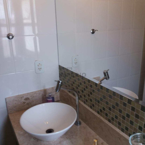 apartamento com 3 dorms, vila augusta, guarulhos - r$ 420 mil, cod: 3074 - a3074