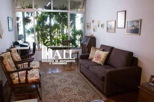 apartamento com 3 dorms, vila bancário, são josé do rio preto - r$ 390.000,00, 125m² - codigo: 2876 - v2876