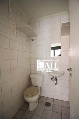 apartamento com 3 dorms, vila imperial, são josé do rio preto - r$ 408.000,00, 98m² - codigo: 3118 - v3118