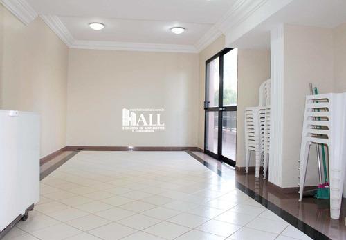 apartamento com 3 dorms, vila imperial, são josé do rio preto - r$ 463.000,00, 98m² - codigo: 3889 - v3889