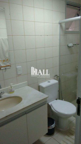 apartamento com 3 dorms, vila itália, são josé do rio preto - r$ 249.000,00, 94m² - codigo: 1584 - v1584