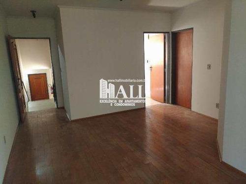apartamento com 3 dorms, vila itália, são josé do rio preto - r$ 255.000,00, 116m² - codigo: 4043 - v4043