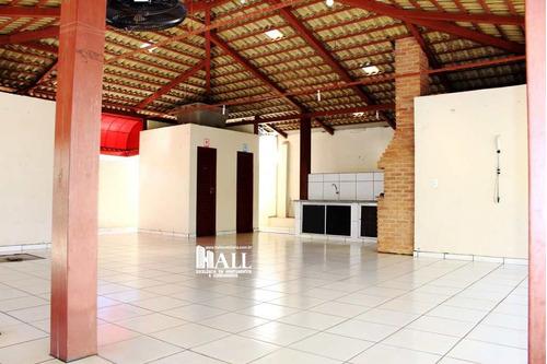 apartamento com 3 dorms, vila itália, são josé do rio preto - r$ 268.000,00, 85m² - codigo: 1731 - v1731