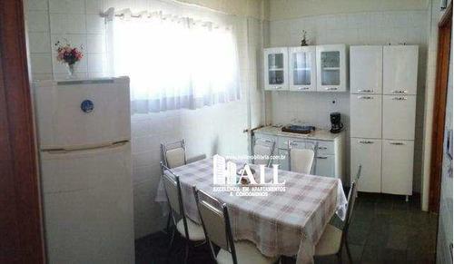 apartamento com 3 dorms, vila nossa senhora do bonfim, são josé do rio preto - r$ 195.000,00, 100m² - codigo: 4203 - v4203