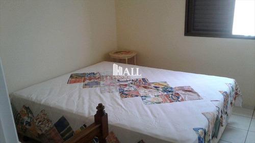 apartamento com 3 dorms, vila redentora, são josé do rio preto - r$ 370.000,00, 90m² - codigo: 1711 - v1711