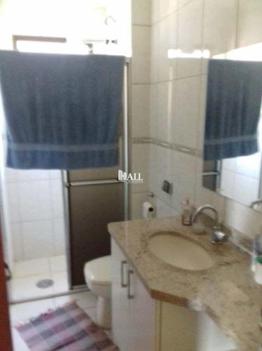 apartamento com 3 dorms, vila redentora, são josé do rio preto - v1446