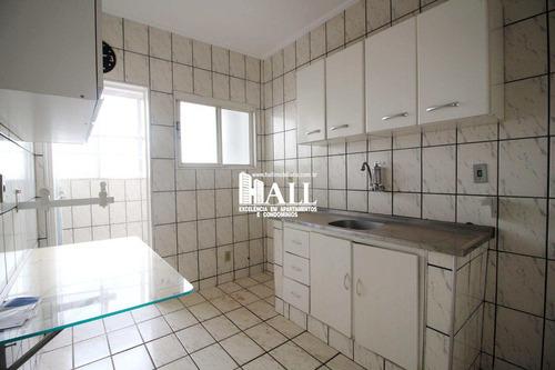apartamento com 3 dorms, vila sinibaldi, são josé do rio preto - r$ 256.000,00, 94m² - codigo: 3030 - v3030