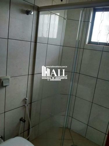 apartamento com 3 dorms, vila sinibaldi, são josé do rio preto - r$ 273.000,00, 75m² - codigo: 2927 - v2927