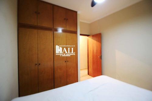 apartamento com 3 dorms, vila sinibaldi, são josé do rio preto - r$ 290.000,00, 100m² - codigo: 338 - v338