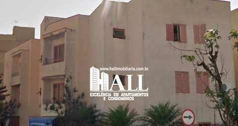 apartamento com 3 dorms, vila são manoel, são josé do rio preto - r$ 170.000,00, 100m² - codigo: 1289 - v1289