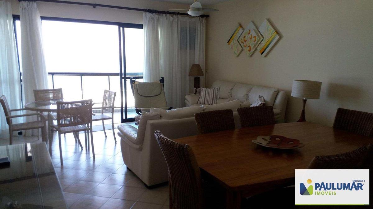 apartamento com 3 dorms, vila são paulo, mongaguá - r$ 700 mil, cod: 828303 - v828303