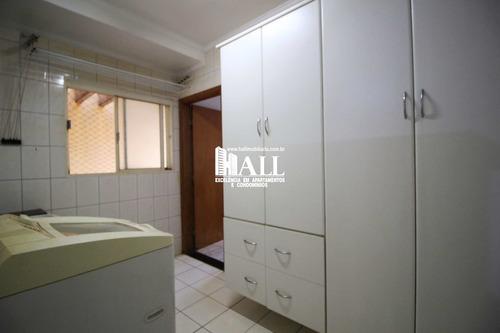 apartamento com 3 dorms, vila são pedro, são josé do rio preto - r$ 397.000,00, 150m² - codigo: 1874 - v1874
