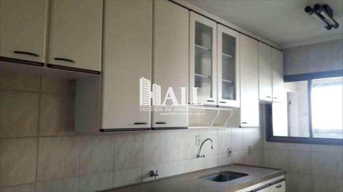 apartamento com 3 dorms, vila zilda, são josé do rio preto - r$ 279.000,00, 98m² - codigo: 965 - v965