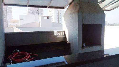apartamento com 3 dorms,1 suíte, 2 vg, são josé do rio preto - v1142