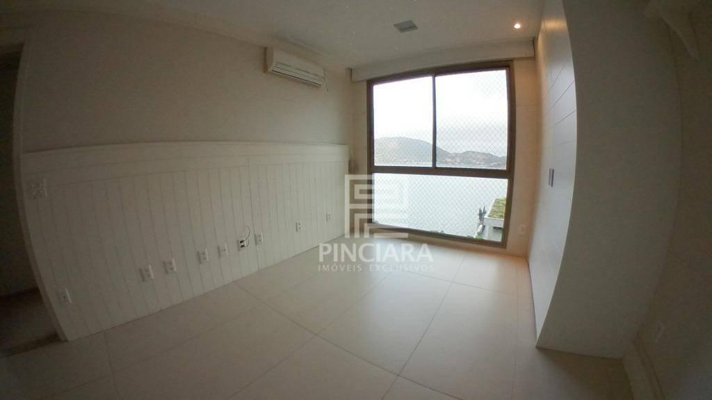 apartamento com 3 quartos, 260 m² por r$ 3.800.000 - são francisco - niterói/rj - ap0009